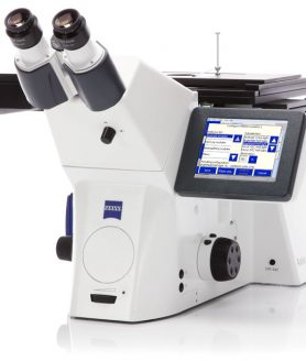 Microscopes inversés